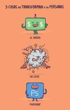 3 cosas que transforman a las personas. #Typewear