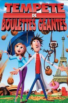 Tempête de Boulettes Géantes streaming et téléchargement VOD   Nolim Films