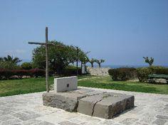 The Tomb of Nikos Kazantzakis in may