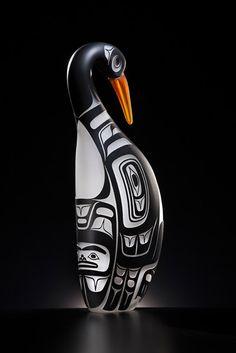 "Preston Singletary, ""Black swan""-2013"