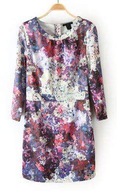 amazing floral print..  LOVELY!!!!!