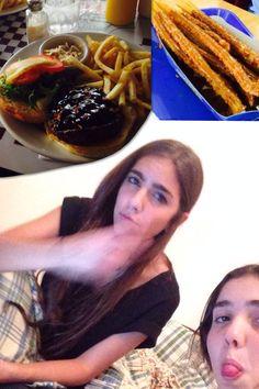 #100HappyDays #Day82 Avila Burger, churros y reu