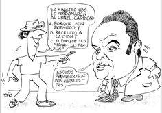 La Caricatura de HOY, por Tono