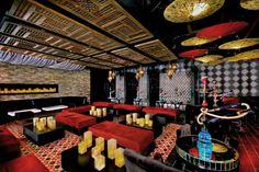 Davis Krumins, Anaheim's Ultra Lounge, a Hookah