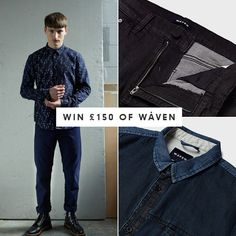 WIN £150 of Wåven clothing with The Idle Man