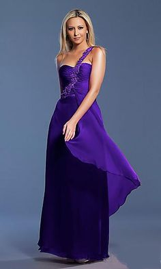 One Shoulder Dave and Johnny Dress,Dave and Johnny 5901 Prom Dresses