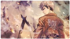 Jean - Attack On Titan - Art ♥