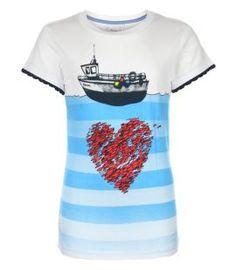 Boatlove Tshirt #HoorayforSpring   #StyleMeBench