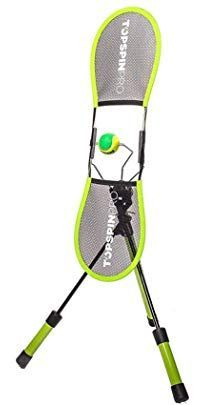 Amazon Com Customer Reviews Topspinpro Tennis Training Aid Learn Topspin In 2 Minutes A Day Learningtoplayt Tennis Workout Training Tennis Tennis Workout