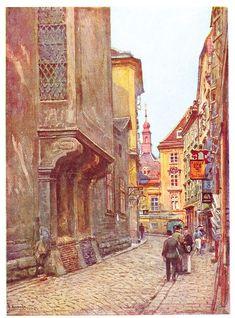 The Athenaeum - Schönlaterngasse Vienna (Ernst Graner - )