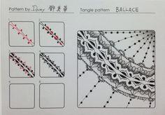 zentangle tutorial.
