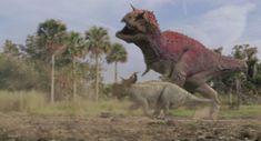 Jurassic World Dinosaurs, Jurassic Park World, Disney Dinosaur Movie, Rumble In The Jungle, Dinosaur Art, Disney Villains, Disney Movies, Prehistoric Creatures, Tyrannosaurus