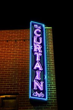 The Curtain Club in Deep Ellum Dallas, Nostalgia, Texas, Curtains, Deep, Club, Blinds, Draping, Texas Travel