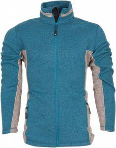 Life-Line Stokes Heren Wandel Fleece Jas in de kleur Blauw Stokes Heren wandel Fleece Jas Blauw, in een prachtig gebreide optiek, perfecte 2e laag tijdens het wandelen in de winter. Heerlijk licht in gewicht en zeer makkelijk op te vouwen. € 59.95