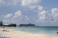Grand Cayman, Carnival Cruise