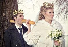 Perchè??? Brutta foto nozze.