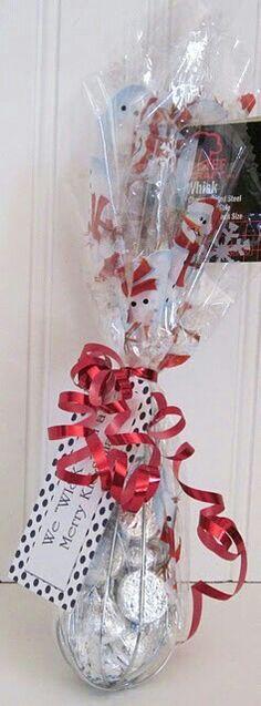 We WHISK You A Merry KISSmas !