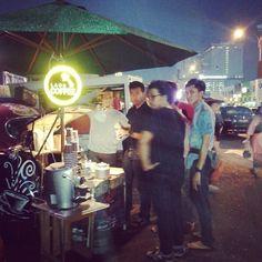 #coffeetime #carcafe #coffee #yourcoffee #laoscoffee #deltacoffee #melaka #carboot #coffeetoday #visitmalaysia #trulyasia #kopi #rockycafe #cafe #outdoorcafe #coffeebrewing #coffeelife #ilovemalaysia #rain #support #bestfriend #jalanjalancarimakan #mobilecafe #igerssmelaka #igerssnegeri #MAPFestLive #mapfest2014 #mapfest #halolaocoffee