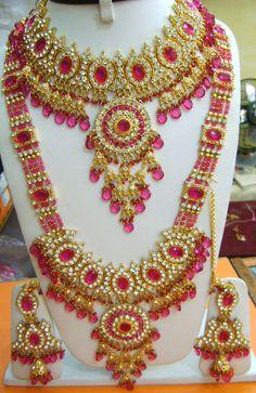 wedding gold jewelry designs