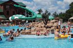 Loved going to the water parks with my dad!-Wisconsin Dells