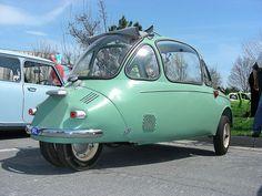 Heinkel Bubble Car
