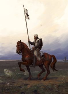 Inspiration for Quinn de Sayerne and his destrier, Fortitude, in One Knight's Return, book 2 of the Rogues & Angels series of #medievalromances by #ClaireDelacroix