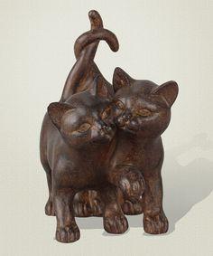 Best Buddies Cat Figurine | zulily