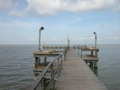 Rockport, Texas. Many a day/night spent fishing off piers like this in Rockport!