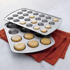 Mini Yapışmaz Muffin & Cupcake Kalıbı