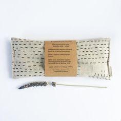 lovely Lavender eye pillow | handmade by Oh Hello Henry on Etsy | Orange, Australia