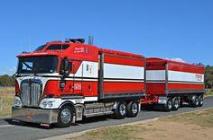 Tyquin Trucking Kenworth K200