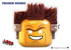 The Lego Movie Free Printables, Coloring Pages, Activities and Downloads | SKGaleana