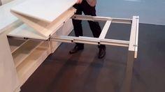 34 Ideas kitchen table diy cabinets for 2019 Contemporary Interior Design, Contemporary Bedroom, Contemporary Furniture, Contemporary Building, Contemporary Cottage, Kitchen Contemporary, Contemporary Apartment, Contemporary Wallpaper, Contemporary Chandelier
