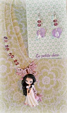 dolly dream necklace