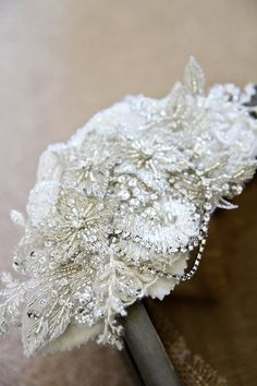 PORTIA Rhinestone Comb Bridal Headpiece by percyhandmade on Etsy