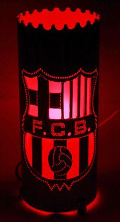 Lámpara Barça