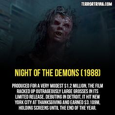 #horror #movie #nigh
