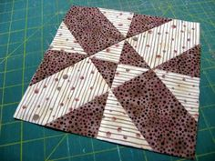 sarah did it!: Disappearing 4 Patch tutorial