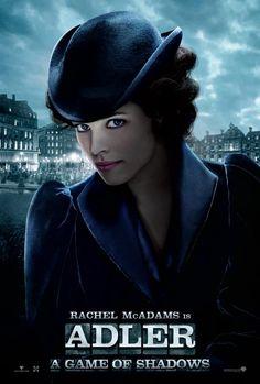 Sherlock Holmes: A Game of Shadows (Irene Adler)