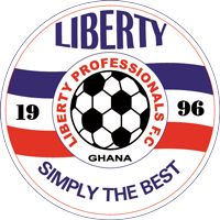 1996, Liberty Professionals F.C. (Dansoman,Accra, Ghana) #LibertyProfessionalsFC #Ghana (L9941)