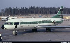 Transavia Holland Sud Aviation SE-120 Caravelle