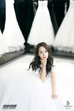 Song Ji Hyo, Super Express photoshoot