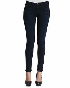 J Brand Jeans Muriel Sheer Slub Tee & 811 Eminence Mid-Rise Skinny Jeans - Neiman Marcus J Brand Jeans, Mid Rise Skinny Jeans, Neiman Marcus, Black Jeans, Tees, Pants, Shopping, Women, Style