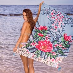 Made of chiffon, this Acapulco Pareo is the perfect addition to your wardrobe. Pair it with one of our for the ultimate look! Swimsuits, Swimwear, Summer Wardrobe, Cover Up, Chiffon, Dresses, Fashion, Acapulco, Bathing Suits