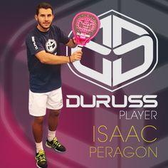 #IsaacPeragon, #Durussteam, #Durusspadel
