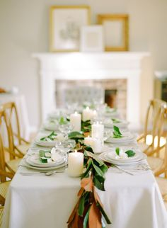 The ultimate winter dinner party menu: http://www.stylemepretty.com/living/2016/01/20/the-ultimate-winter-dinner-party-menu/