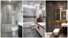 You have a small bathroom, and you have no idea how to decorate it? A small bathroom may look great and be fully functional. The important thing is to orga Bathroom Renos, White Bathroom, Bathroom Renovations, Bathroom Ideas, Basement Bathroom, Bath Ideas, Lake Bathroom, Bathroom Stuff, Bathroom Inspo