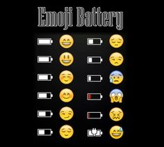 Download Emoji  Battery Wallpaper by __KoniG__ - f8 - Free on ZEDGE™ now. Browse millions of popular dfg Wallpapers and Ringtones on Zedge and personalize your phone to suit you. Browse our content now and free your phone