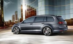 The Golf GTD Estate is being launch at Geneva this year. The 184 PS TDI engine delivers a maximum torque of 380 Nm and this will be the first GTD Estate produced by Volkswagen. The GTD Estate comes. Jetta Wagon, Vw Wagon, Wagon Cars, Volkswagen Golf Variant, Volkswagen Models, Vw Volkswagen, Golf 6 Gtd, Vw Golf 8, Golf 7 Variant
