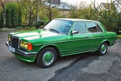 mercedes w123 coupe custom - Google Search